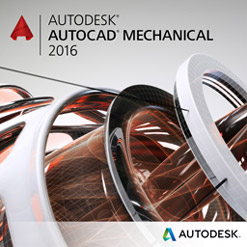 AutoCAD Mechanical 2016 Sales and Free Trial