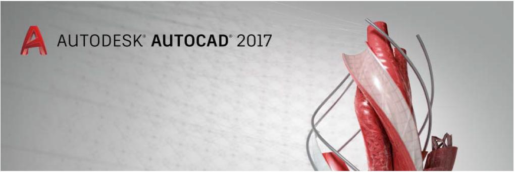 AutoCAD 2017 Banner