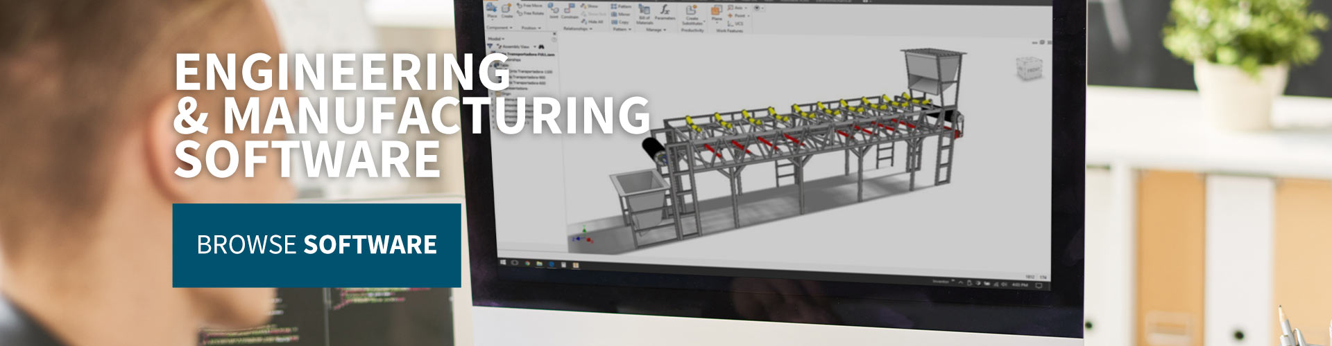 Engineering & Manufacturing Software