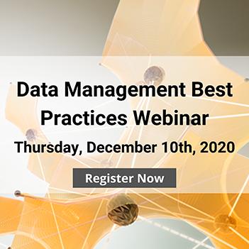 Data Management Webinar