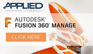 Fusion 360 Manage