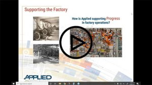 Supporting the Factory