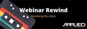 Webinar Rewind