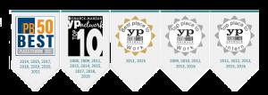 Awards Banner 2021